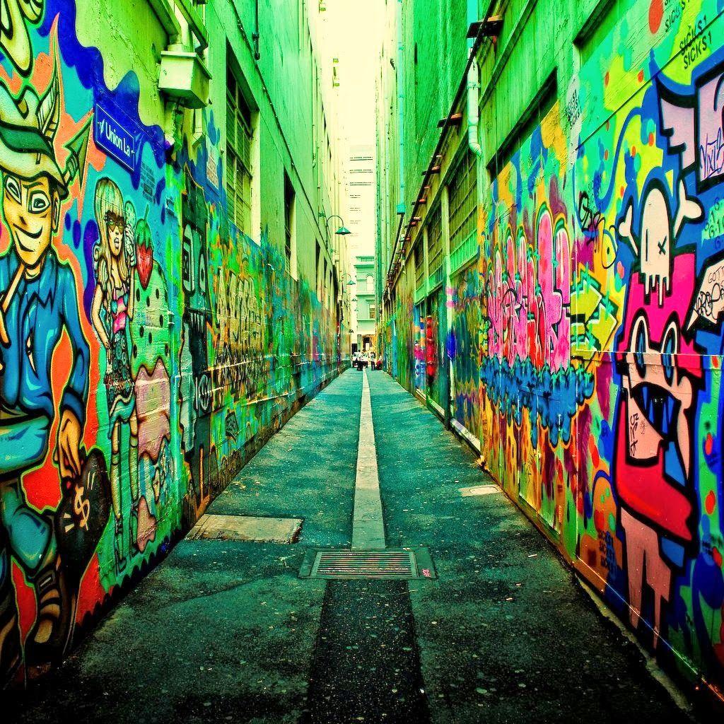 Paintings Graffiti Artwork Spray Paint HD Wallpaper 1971675