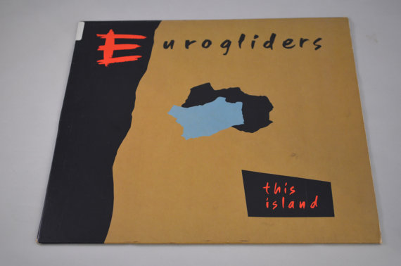Vintage Record Eurogliders: This Island Album by FloridaFinders