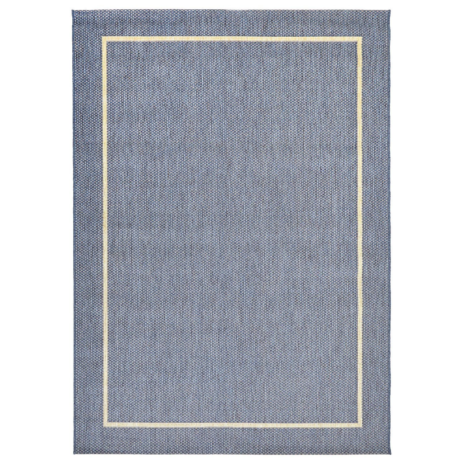 pier 1 living room rugs%0A Dobby Flatweave Rug   x   Marine or kitchen pier