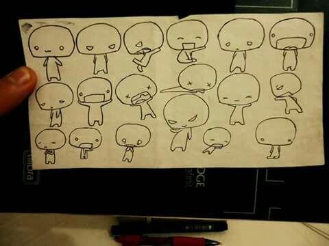 Via: Desenhos de um garoto solitário