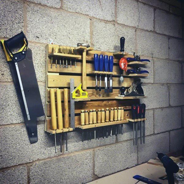 Attractive Top 80 Besten Werkzeug Speicher Ideen U2013 Organisiert Garage Designs | Tool  Storage, Storage Ideas And Storage