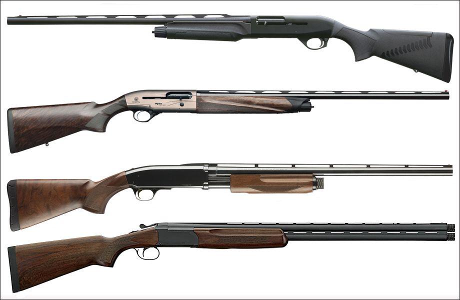 Don't Shoulder The Shotgun: Shotgun Wing Shooting & Duck ...