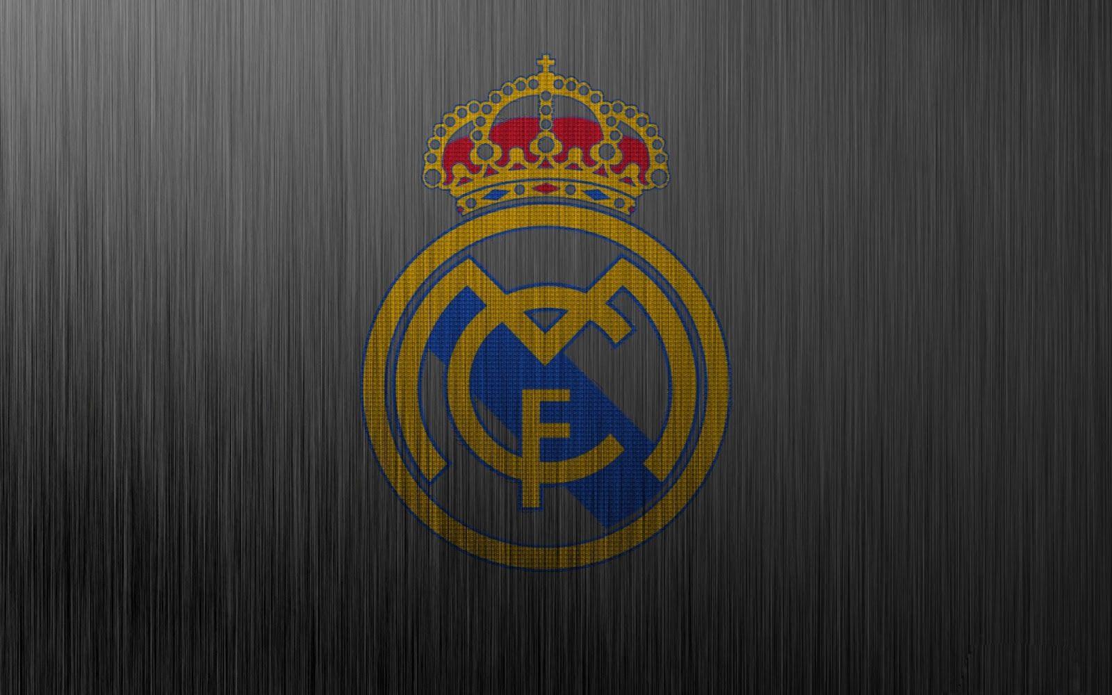 Real madrid fc logo 2013 hd wallpaper l pinterest - Madrid wallpaper ...