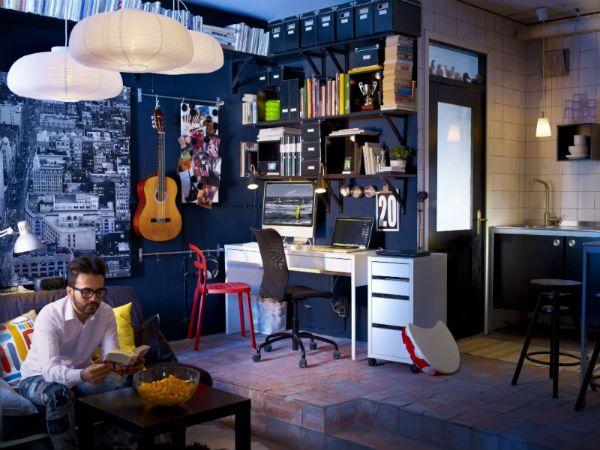 Ikea Us Furniture And Home Furnishings Music Room Design Home Office Design Music Room Decor