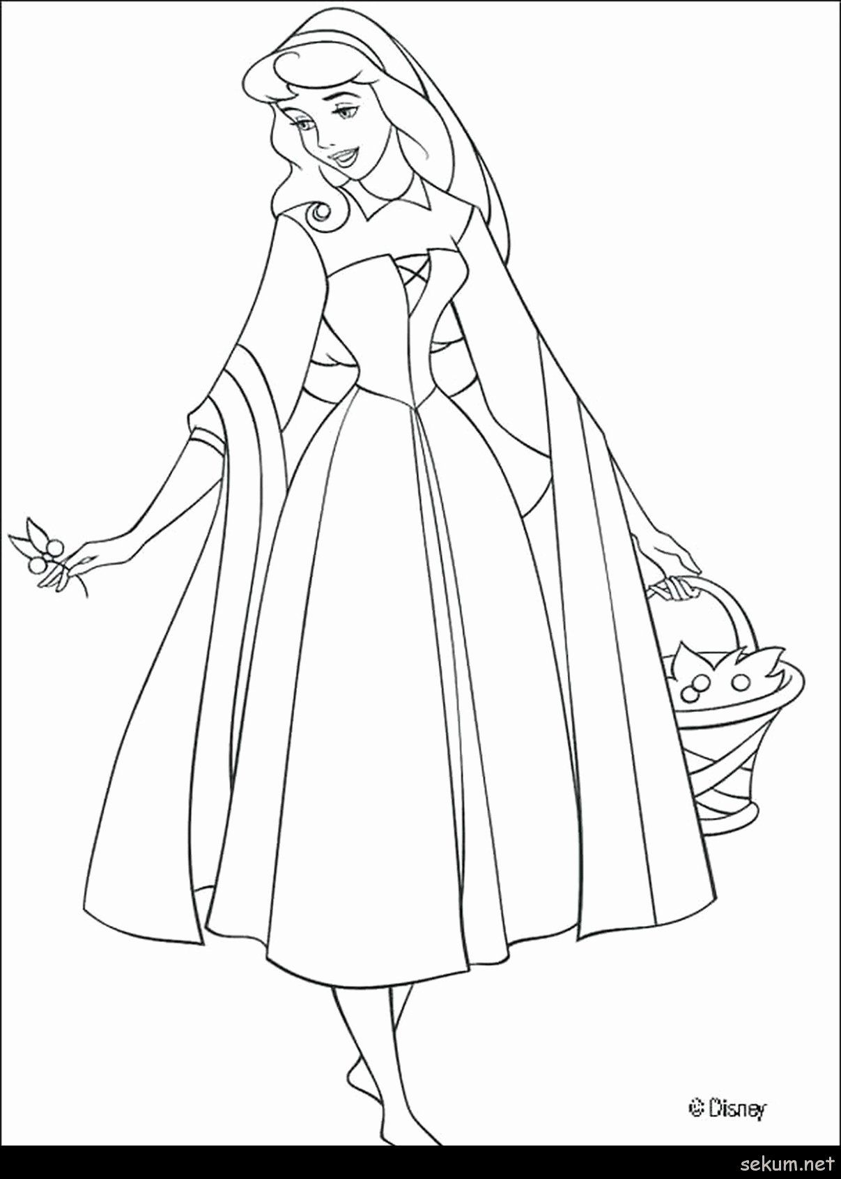 Princess Aurora Coloring Page Luxury Coloring Pages Princess Coloring Pag Disney Princess Coloring Pages Sleeping Beauty Coloring Pages Princess Coloring Pages