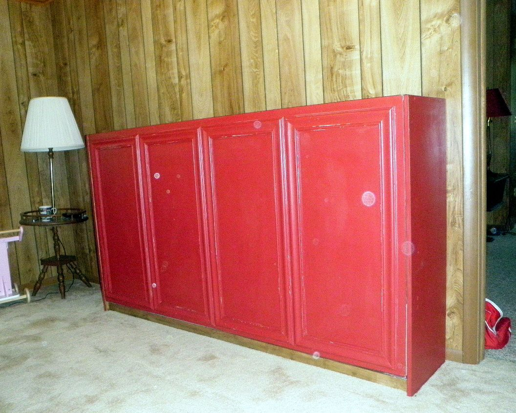 Murphy Bed Do It Yourself Home Projects from Ana White