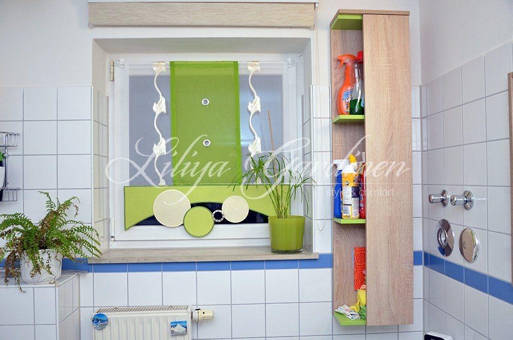 Badezimmer Gardinen Nach Maß Kaufen Fensterdeko Fürs Bad Valja
