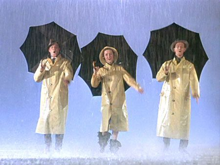 Singin In The Rain Filmes Anos 50 Cinema
