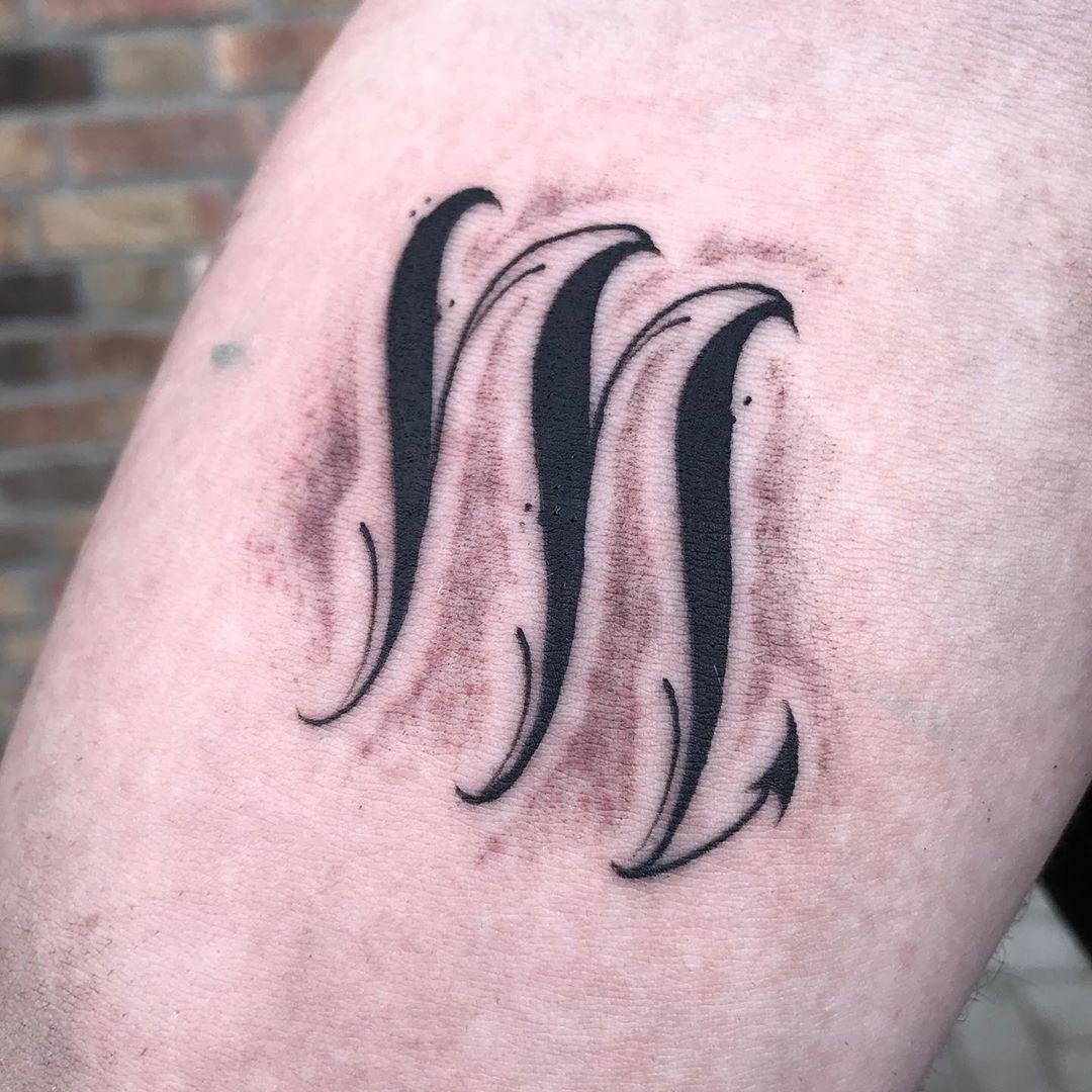 #tattoo #blackworktattoo #scorpion #scorpiontattoo #starsigns #starsigntattoo #astrotattoo #calligraphy #scripttattoo #scriptlettering #inkedgirl #inkedboy #letters #blacktattoo #inarmtattoo #armtattoo #armtattoos #art #sketchtattooing #blackworker #artist #tattooart
