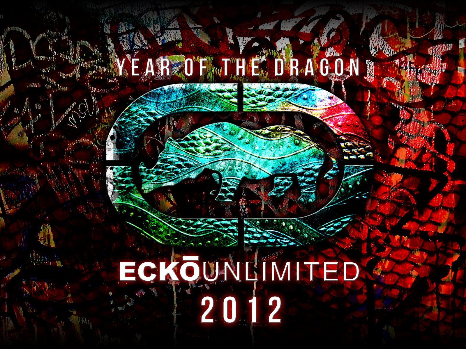 Google themes ecko - Ecko Unlimited Year Of The Dragon