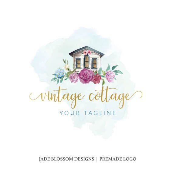 A Beautiful Premade Logo Is The Perfect Way To Give Your Brand
