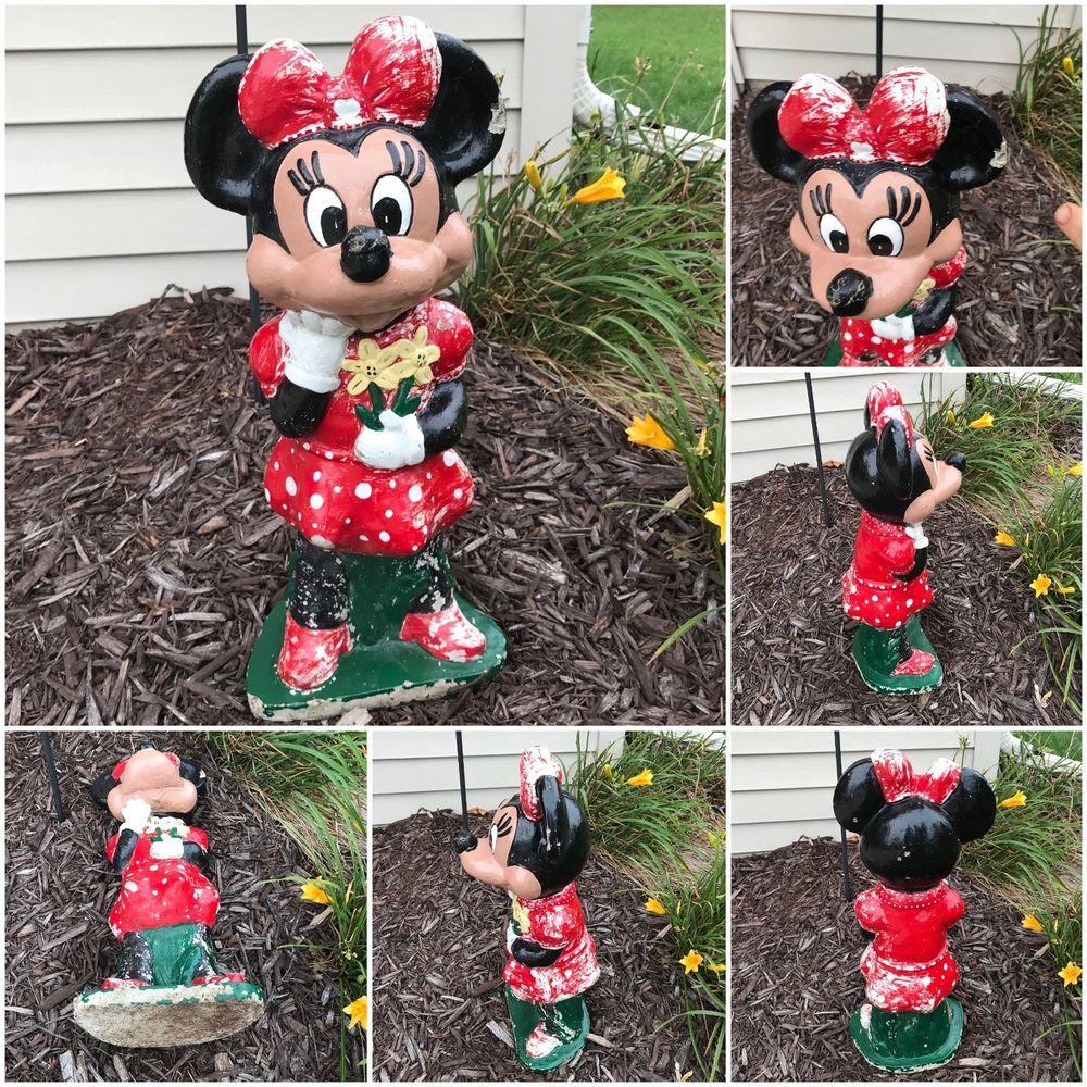 Other Garden Decor Disney Minnie Mickey Mouse Pot Hangers Garden