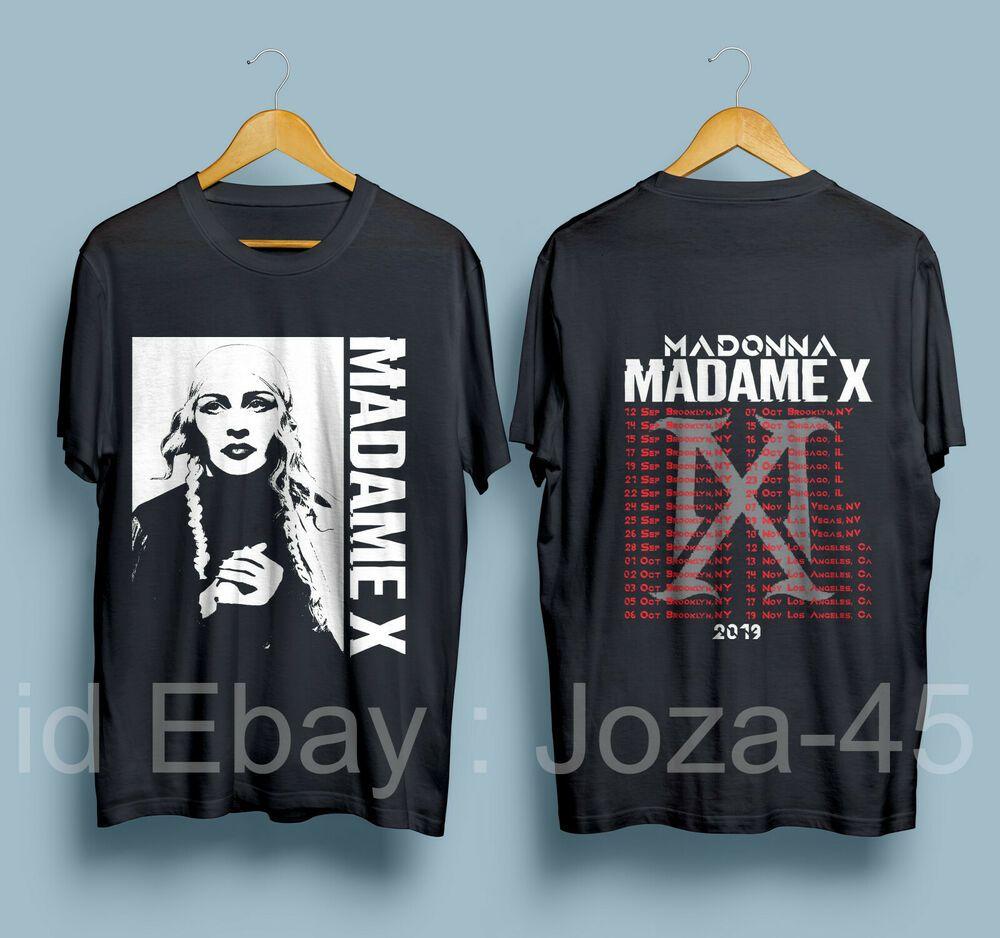 Madonna Shirt Madame X tour 2019 T-Shirt