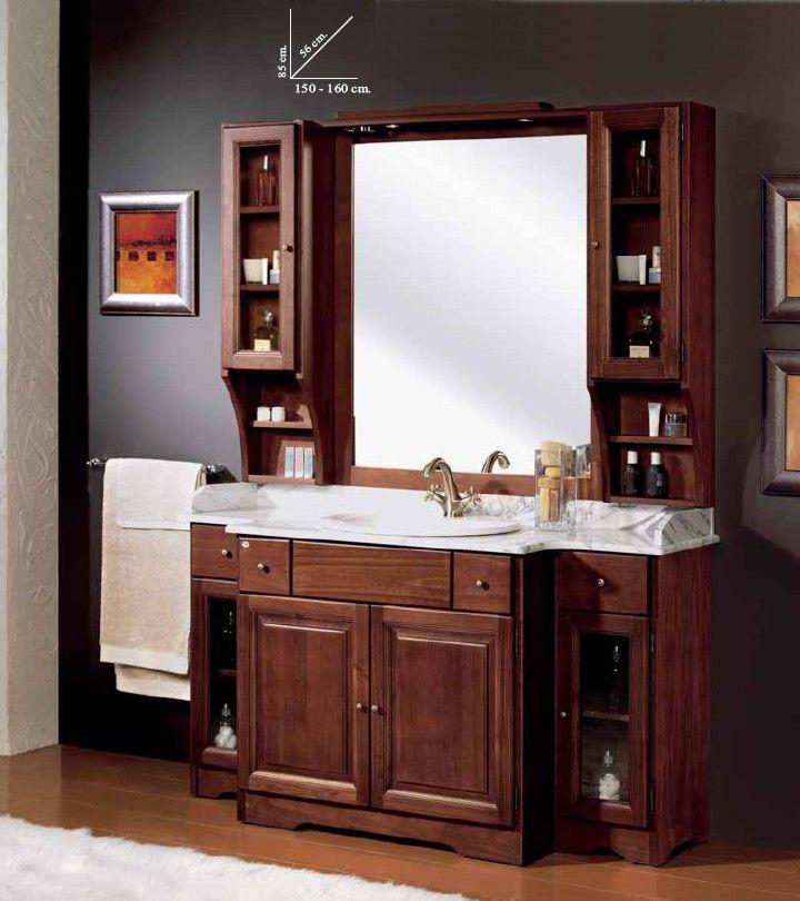 muebles de baño clásicos | Muebles de baño, Baño clásico ...
