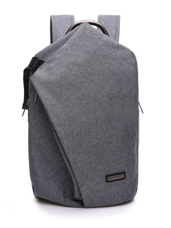 c3a43f1324bd 2016 Fashion Simple Style Men Business Good Quality Nylon Practical  Backpacks Women Travel Laptop Bags College Student Backpack