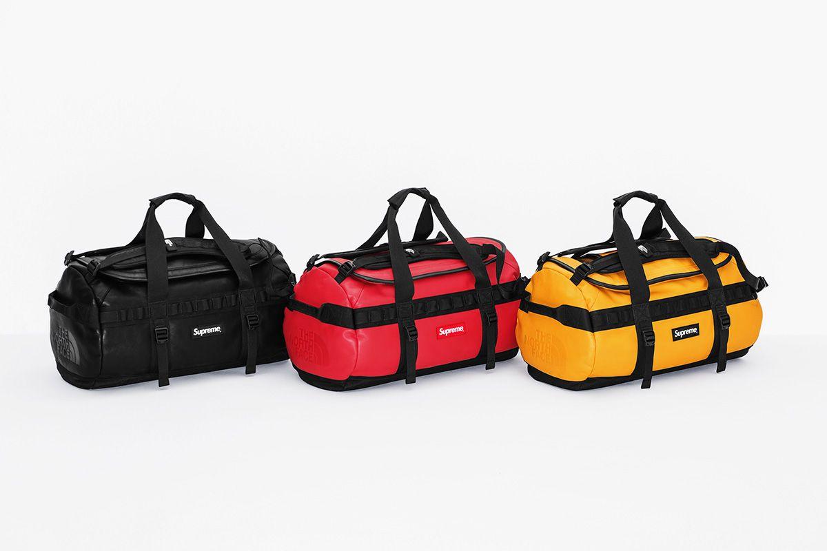 Supreme Tnf Duffle Bag 0ca301