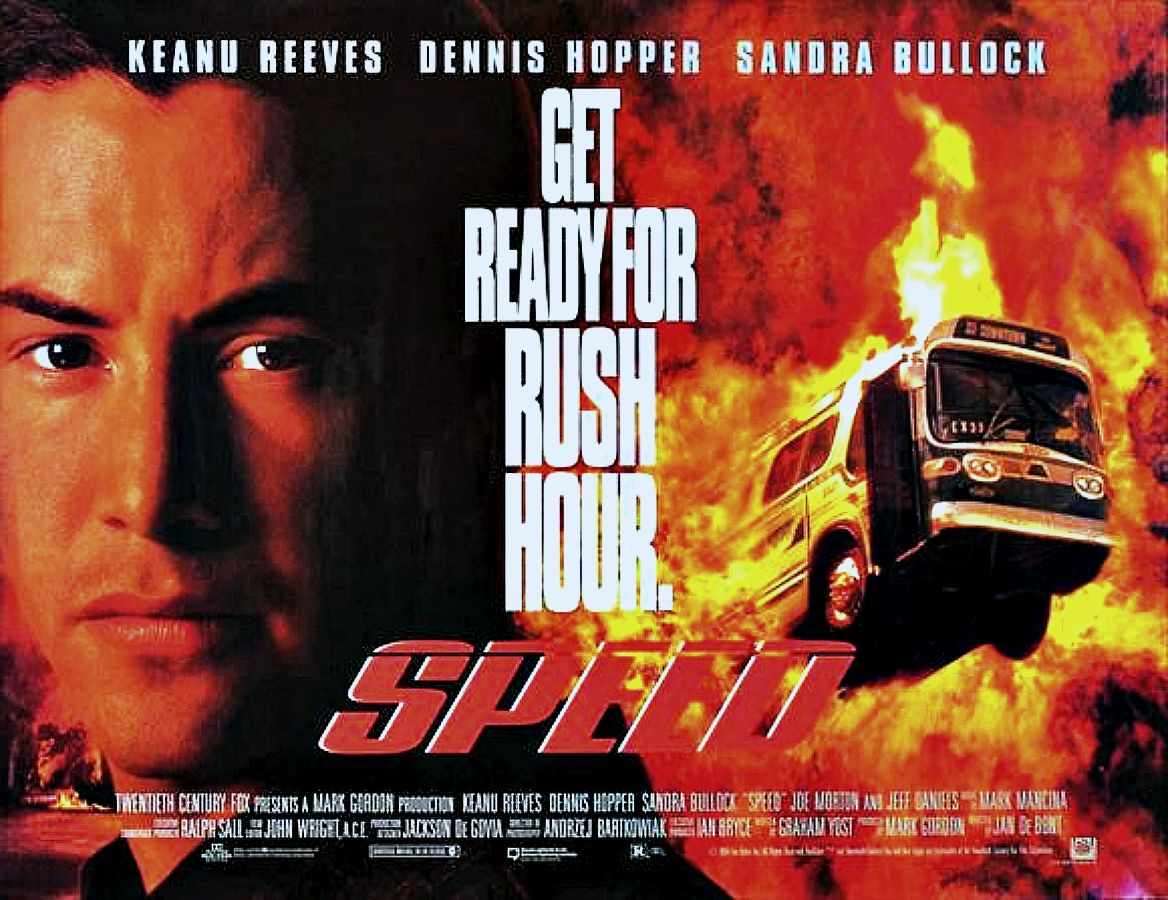 29+ Sandra Bullock Keanu Reeves Bus Movie