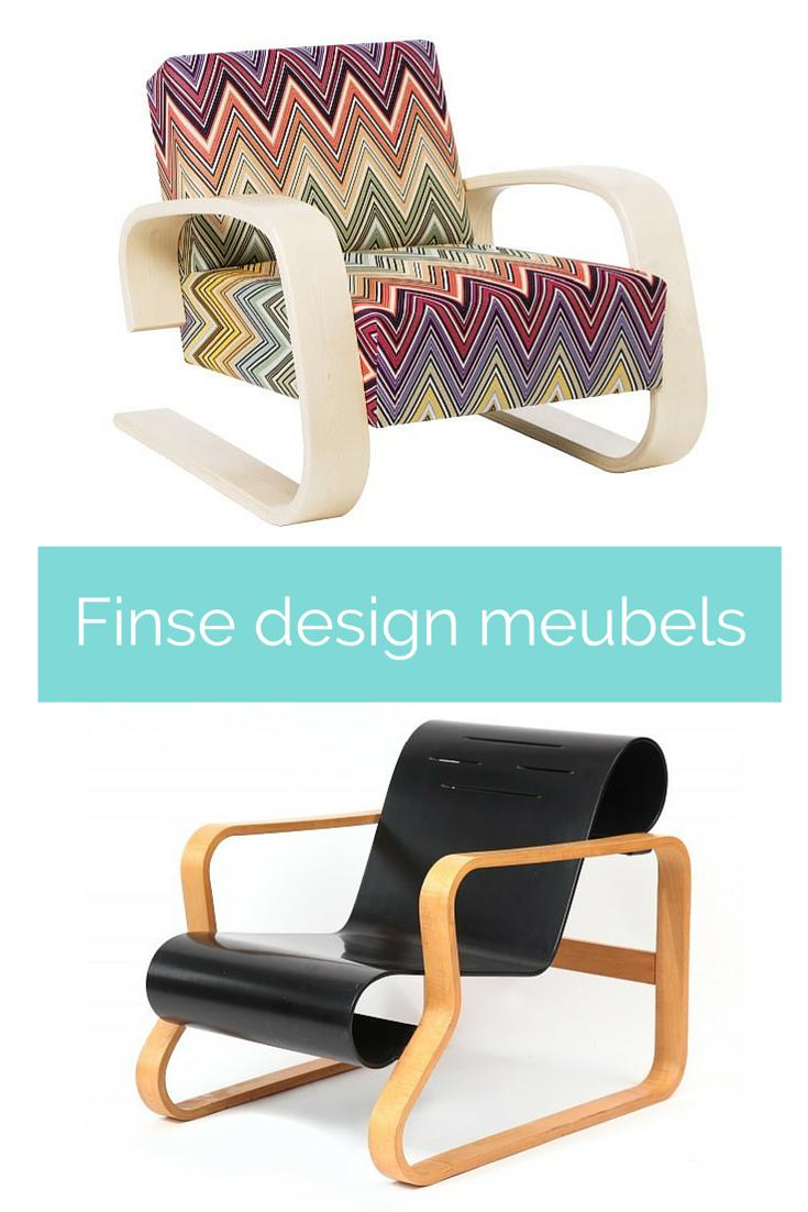 Design Klassiekers Meubels.Finse Design Meubels Fint Hus Design Scandinavisch Design En