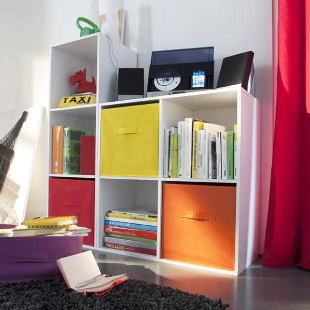 structure 2 cases castorama a acheter dressing. Black Bedroom Furniture Sets. Home Design Ideas