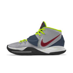 Chaussure de basketball personnalisable Kyrie 6 By You. Nike