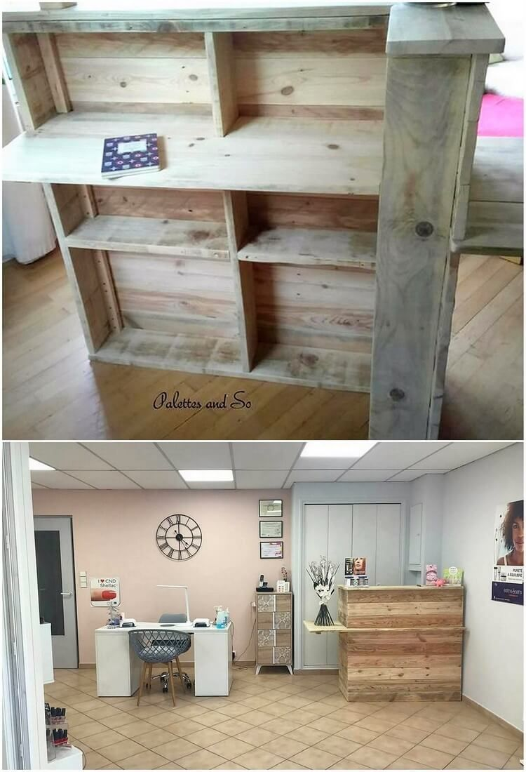 Badmöbel aus europaletten  Perfect Ideas to Repurpose Wasted Shipping Pallets