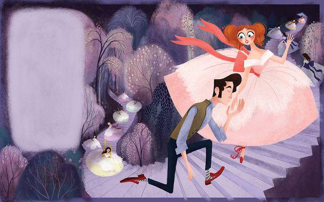 "Brigette Barrager, simply sensational! Plan to buy her ""12 Dancing Princesses"" book ASAP!"
