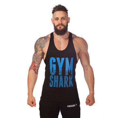 Hommes La Musculation D/ébardeur Gilet Coton Gym Tank Top Sport Musculation