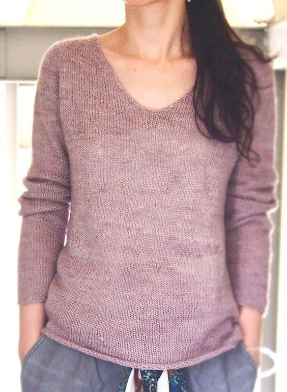 d04cda14327a Модный женский пуловер Holiday | джемпера,свитера,пуловеры | Вязание ...