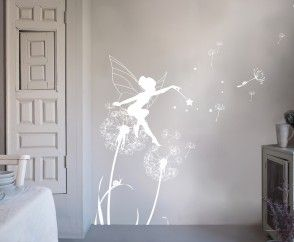 Forest Fairy Wall Decals   Google Search