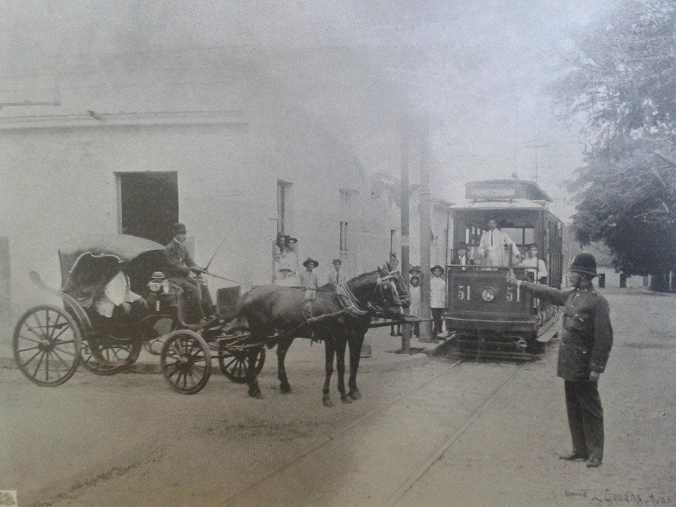 Policía de Caracas 1916