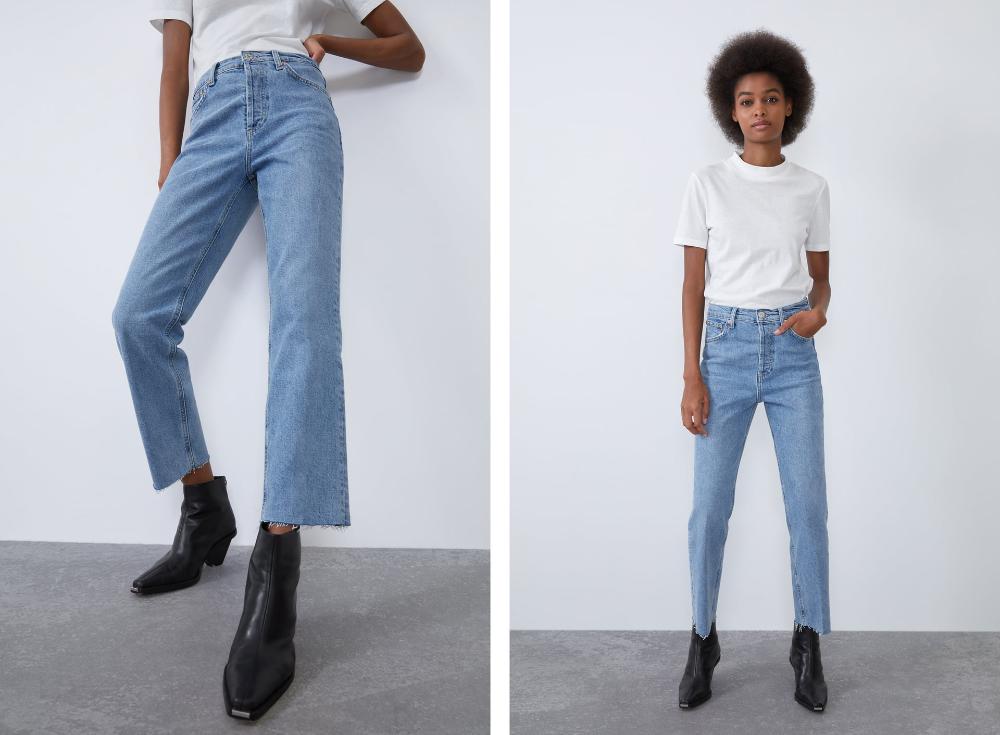 Pin De Fani Lopez Marquez En Ropa En 2020 Jeans Mujer Vaqueros De Mama Jeans