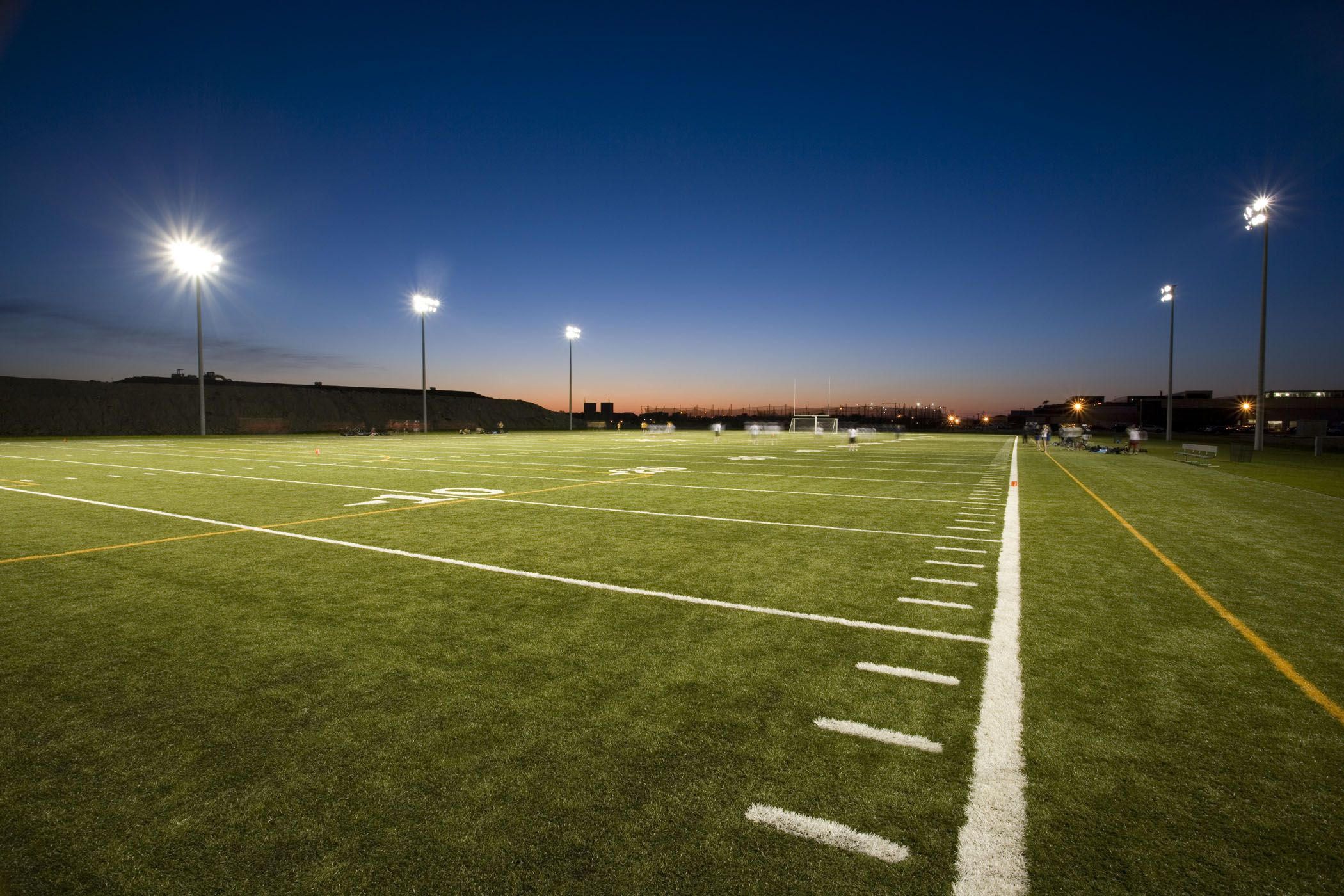 High School Football Field Lights | Top HD Images For Free ...