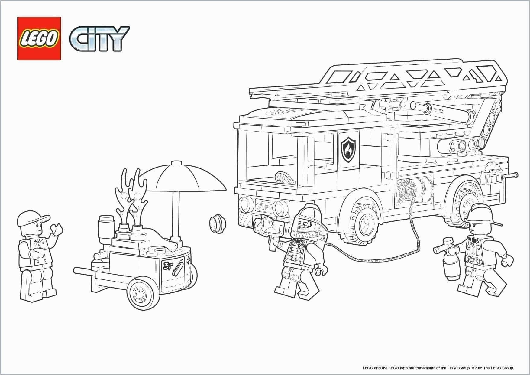 Lego City Coloring Pages Unique Lego City Coloring Pages In 2020 Truck Coloring Pages Coloring Pages Lego Coloring Pages