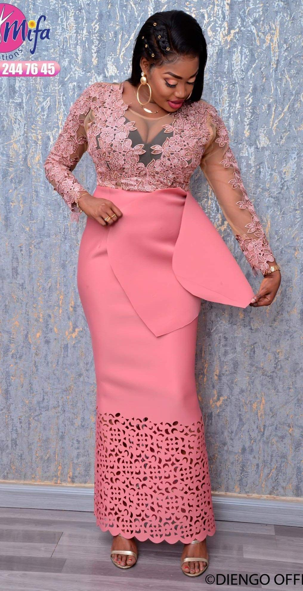 African Women S Fashion African Lace Styles African Fashion Dresses African Lace Dresses