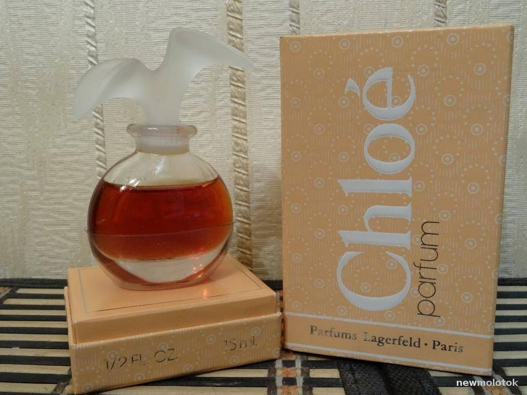 Chloe Chloe 15ml Perfume Vintage By Myscent On Etsy Vintage