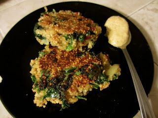 Kale and Quinoa Cakes | Recipes | Pinterest | Kale, Quinoa and Cakes