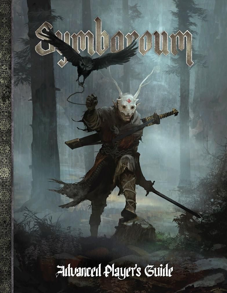 Symbaroum Advanced Player S Guide Character Art Concept Art