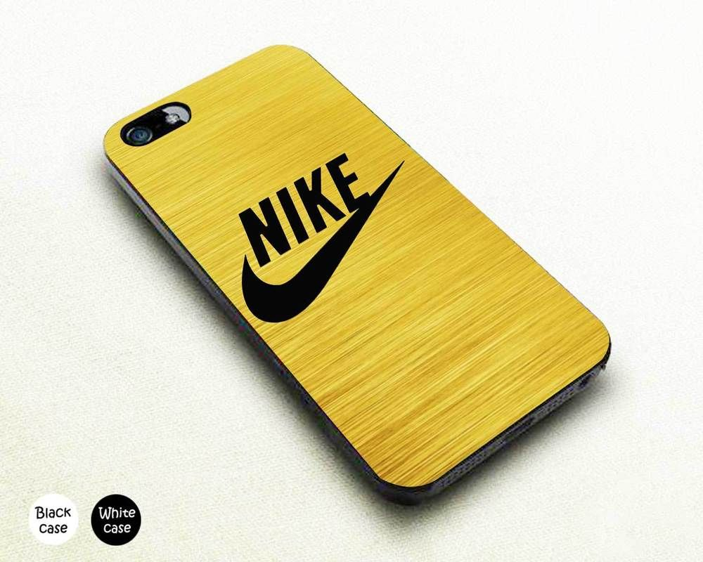 Nike Swoosh Gold Logo Case for iPhone 4 5 5s 6 plus 6s plus Samsung S