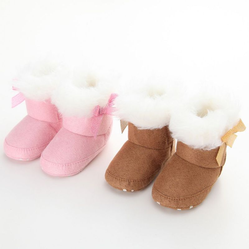 Infant Girl Snow Boots
