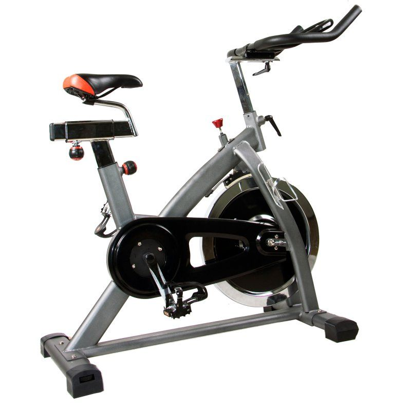 Body Champ Pro Indoor Cycle Indoor Bike Recumbent Bike Workout