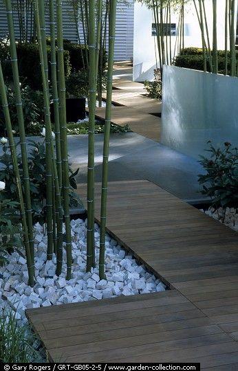 Giardini moderni su pinterest progettazione del giardino for Allestire un giardino piccolo