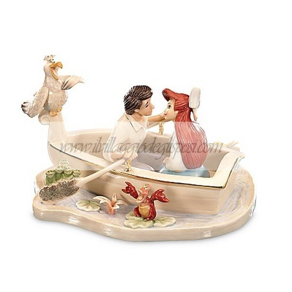 ariel eric cake topper vow renewal pinterest ariel wedding and weddings. Black Bedroom Furniture Sets. Home Design Ideas
