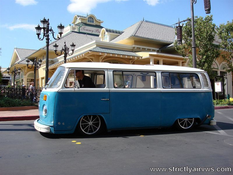 Sick Slammed Bay window! This is what I want to do to the 78