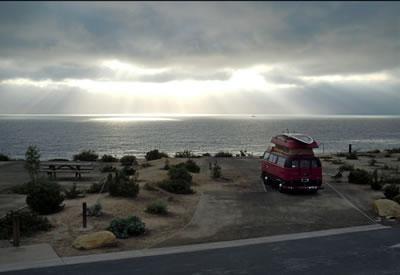 Upper Moro Campsite Laguna Beach Crystal Cove State Park Campground Reviews