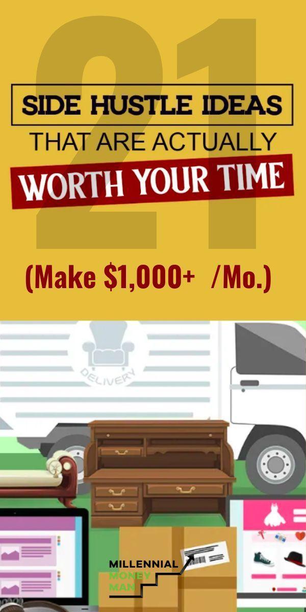 40 Best 2021 Side Hustle Ideas (Make $1,000+ Per Month ...