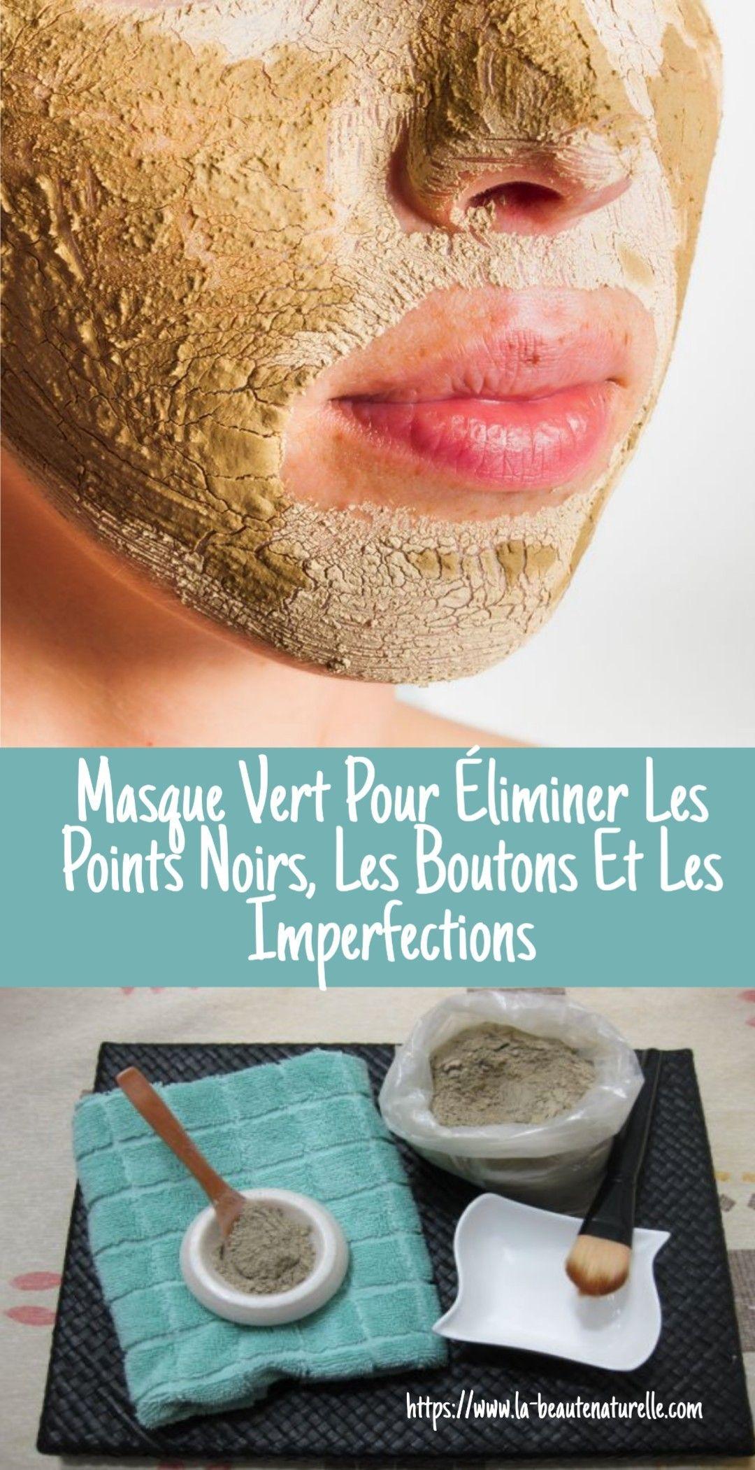 Bien que les ingrédients des masques verts sont très efficaces pour réguler le pH de la peau on ...