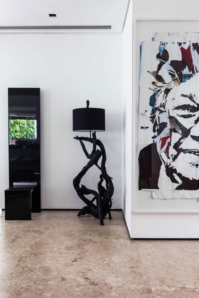 Modern private residence ns house by galeazzo design são paulo brazillocated in são