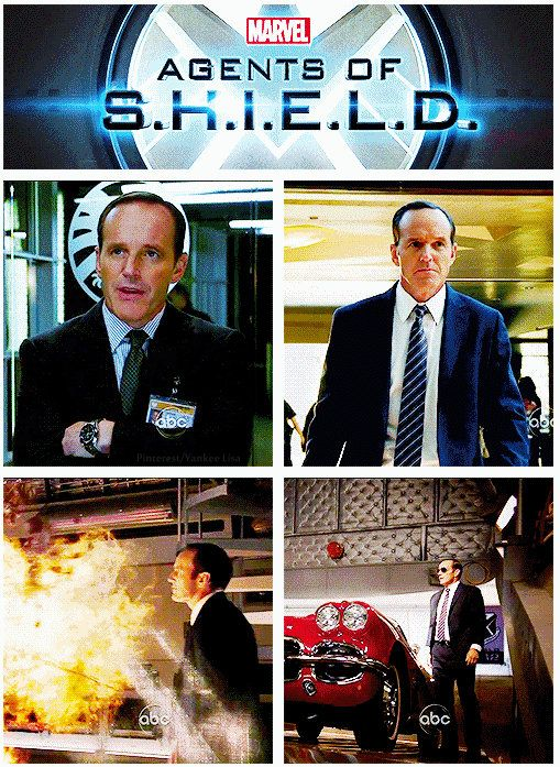 Marvel's Agents of S.H.I.E.L.D. -  Agent Phil Coulson - Clark Gregg
