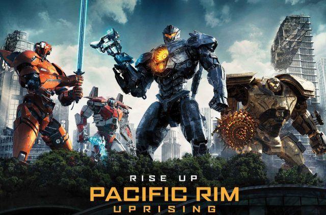 Watch Pacific Rim 2 Online Free Putlocker