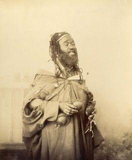 Moroccan Moorish Troubadour.